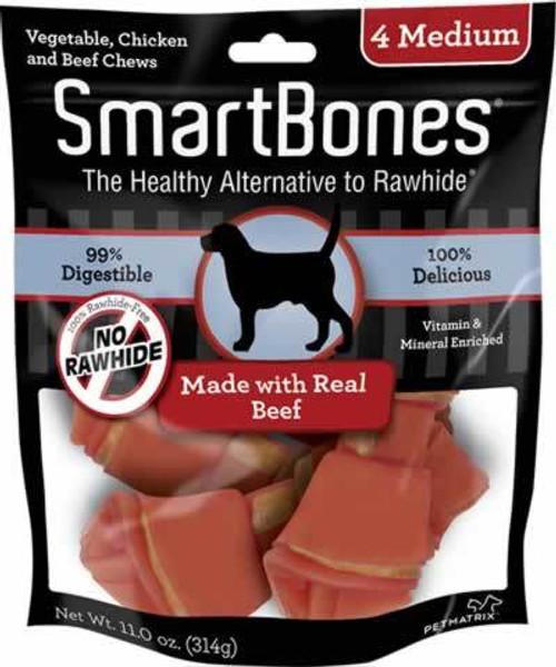 PetMatrix SmartBones Beef Dog Treat