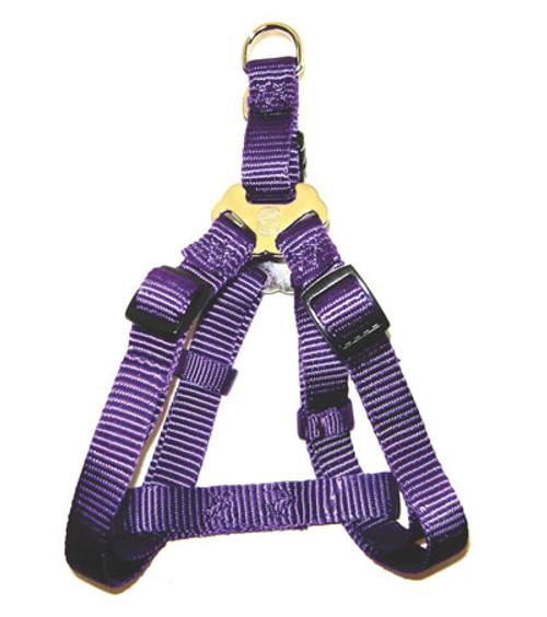 Hamilton Adjustable Easy On Harness, 30-40 Inches, Purple