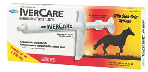 Ivercare Sure-Grip Wormer Paste