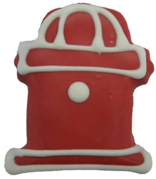 Preppy Puppy Red Fire Hydrant Gourmet Dog Treats