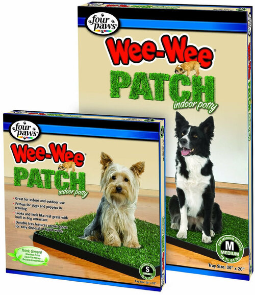 Four Paws Wee Wee Patch Indoor Dog Bathroom