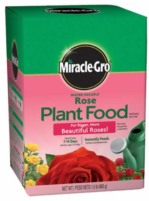 Miracle-Gro Rose Plant Food 1.5 lbs.