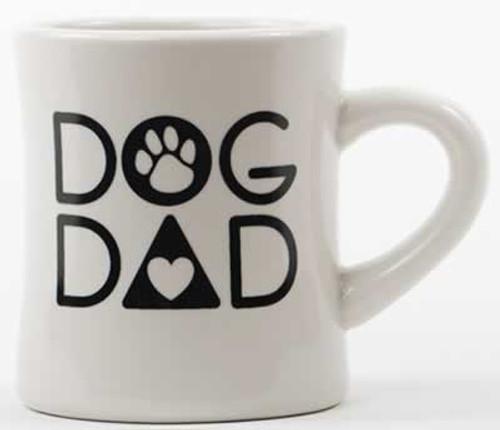 Dog Speak Dog Dad Mug