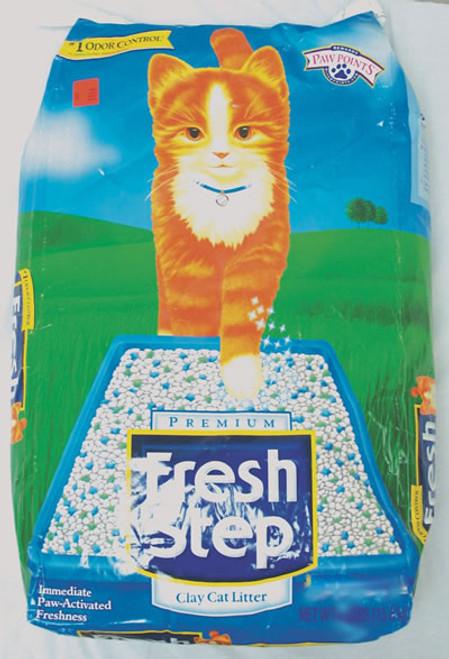 Fresh Step Regular Cat Litter, 21 Pounds