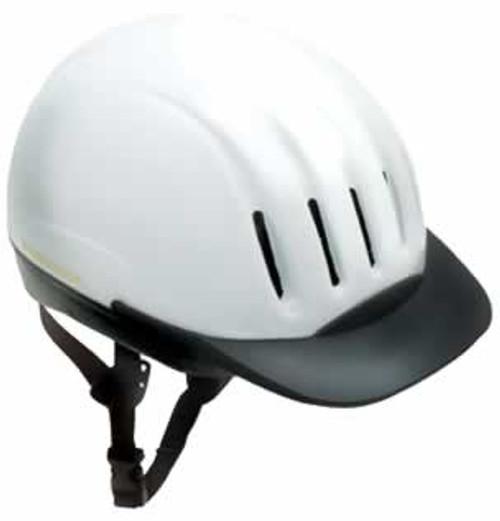 Equi-Lite DFS Helmet White Large