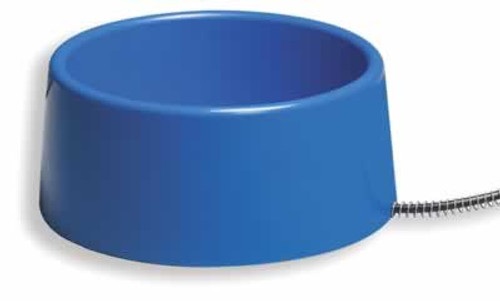 Allied Plastic Heated Pet Bowl 1.25 Gallon Capacity