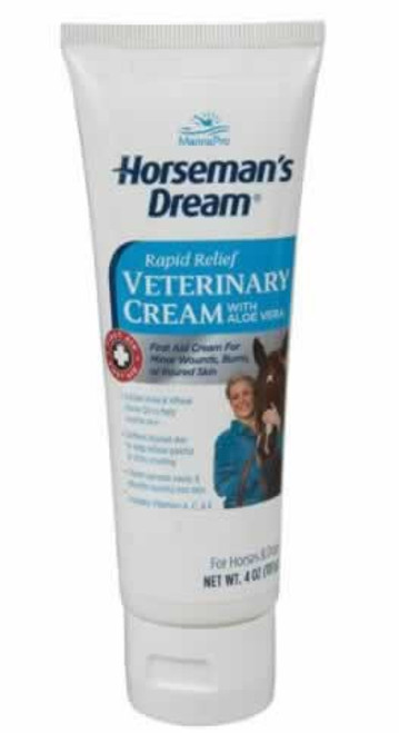 Horsemans Dream Vet Cream 4 Ounce Tube