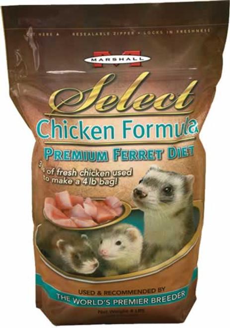 Marshall Select Diet Chicken, 4 Lb.