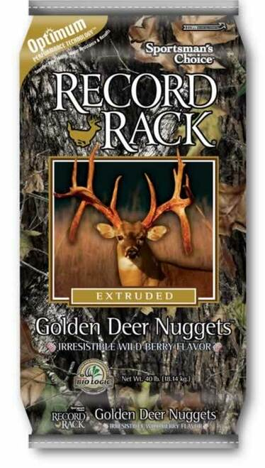 Sportsman's Choice Record Rack Golden Deer Nuggets 40 Pounds