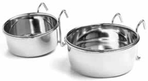 Stainless Steel Coop Cup With Wire, 20 Ounce