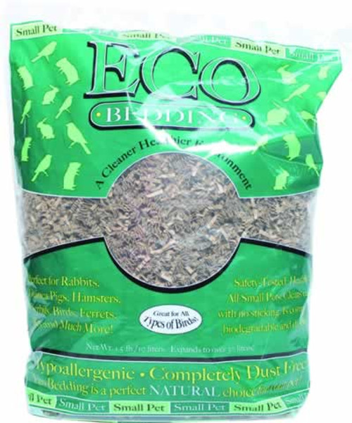 Fibercore Eco Bedding Brown Crinkles for Small Animals 1.5 Pounds