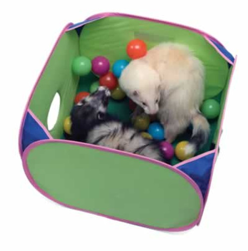 Marshall Pop-N-Play Ferret Ball Pit