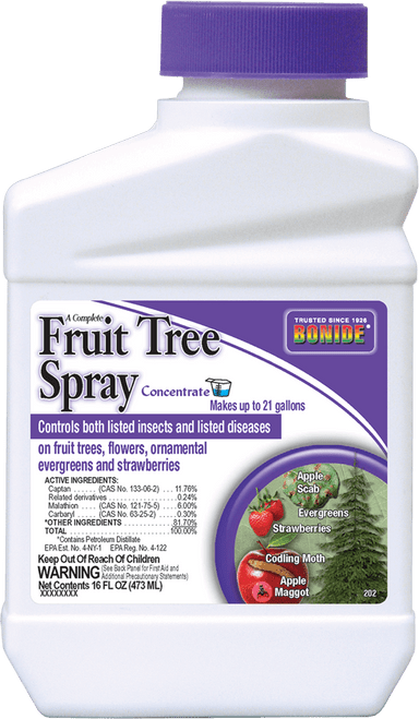 Fruit Tree Spray Concentrate Pint