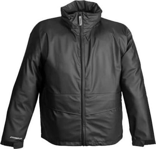 Tingley Stormflex Black Lightweight Rain Jacket, Extra, Extra Large