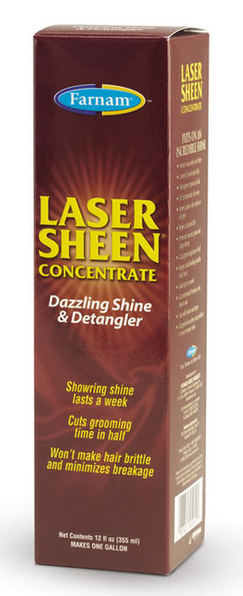 Farnam Laser Sheen Concentrate, 12 oz.