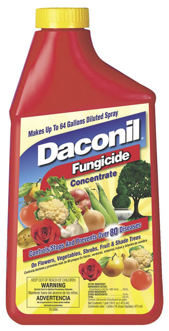 Daconil Fungicide Concentrate Pint