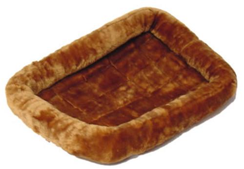 Quiet Time Cinnamon Pet Bed, 30x21 Inch