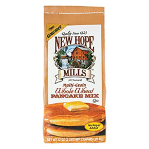 New Hope Mills Whole Wheat Pancake Mix 2 Pounds