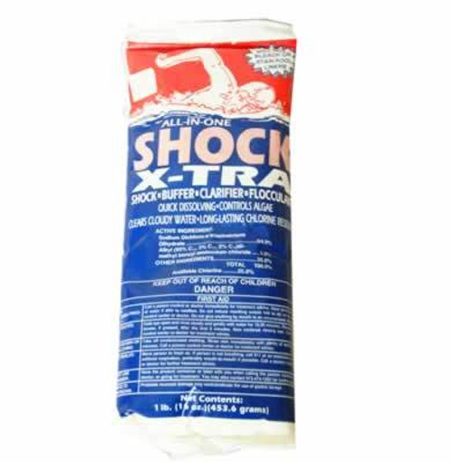Shock X-Tra 1Lb. Packet