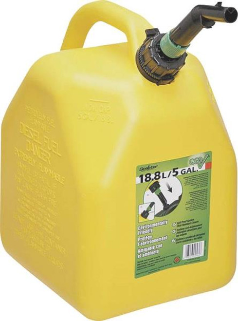 Poly Diesel Can, 5 Gallon