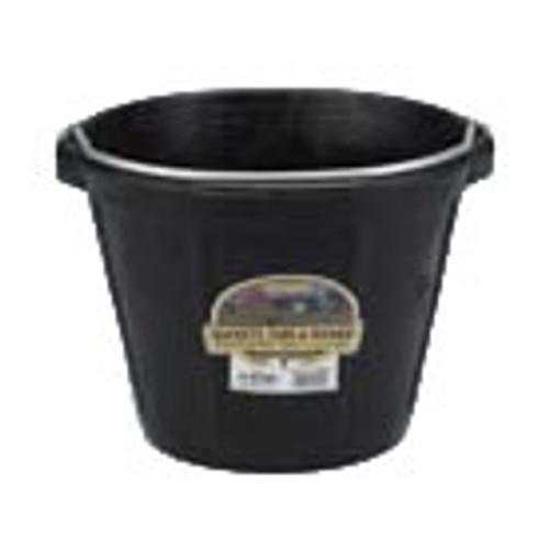 Duraflex 10 Quart Rubber Bucket