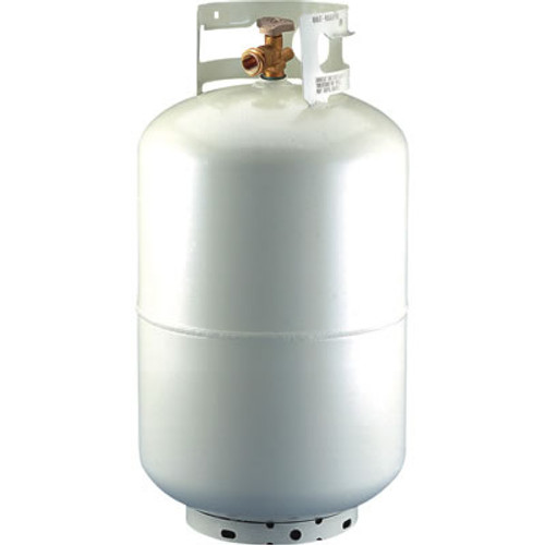 Propane Tank with OPD, 30 Pounds