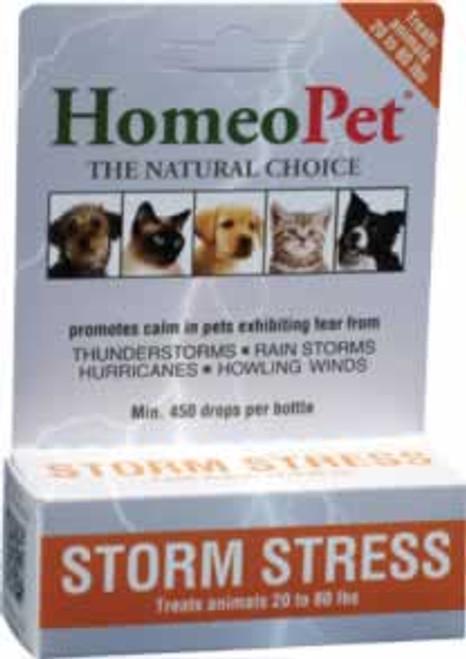 HomeoPet Storm Stress Natural Pet Relief
