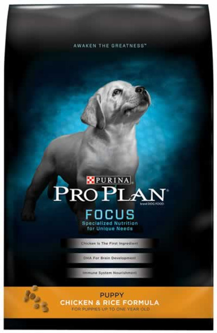 Pro Plan Focus Puppy Chicken & Rice Food, 6 Lb.