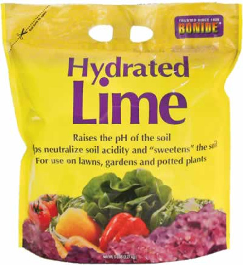 Bonide Hydrated Lime 5 Pounds