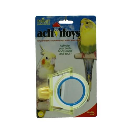 Double Axis Bird Toy