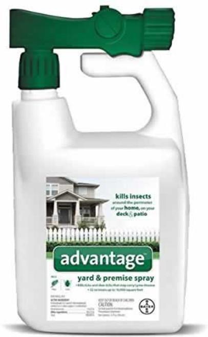 Advantage Yard & Premise Spray 32 Ounces