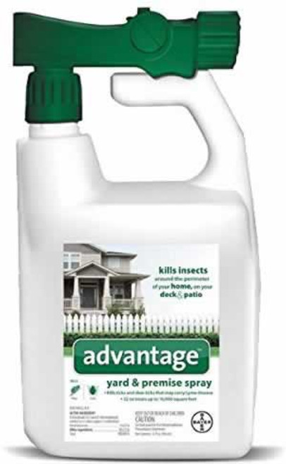 Advantage Yard & Premise Spray 32 Ounces