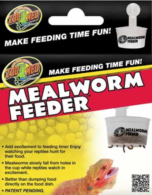 Zoo Med Mealworm Feeder