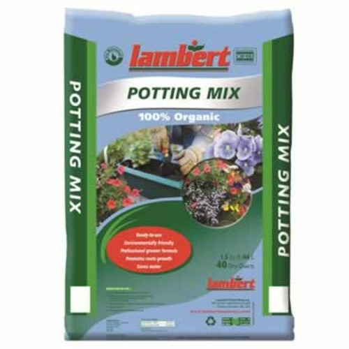 Lambert Organic Potting Mix 1.5 Cu. Ft.