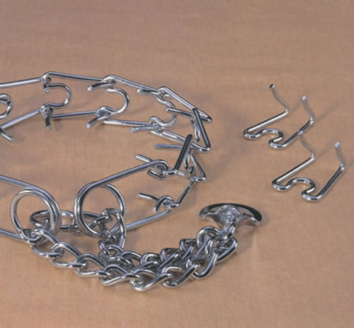 Hamilton Extra Link For 3.8MM Prong Training Collar 2 Pack