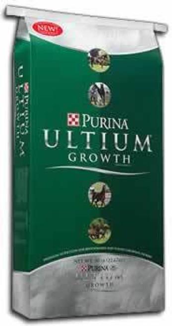 Purina Ultium Growth Horse Feed, 50 Lb.