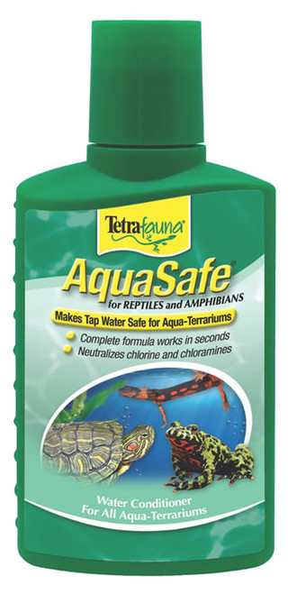 Aquasafe For Reptiles, 100 ML
