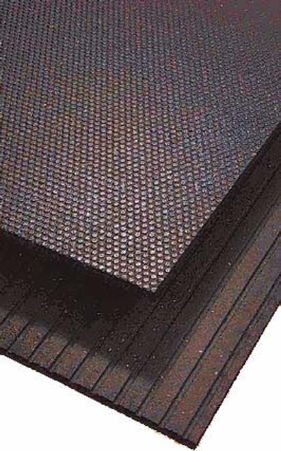 Rubber Stall Mat, 4' x 6' x 3/4