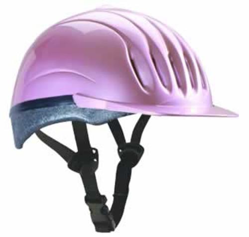 Equi-Lite Fashion Helmet Pink Small