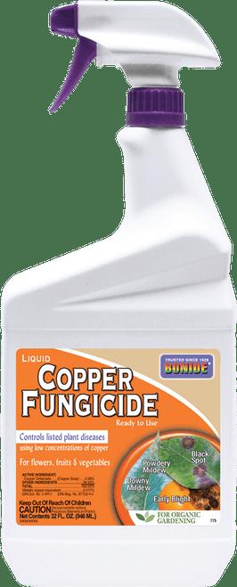 Bonide Copper Fungicide, Quart
