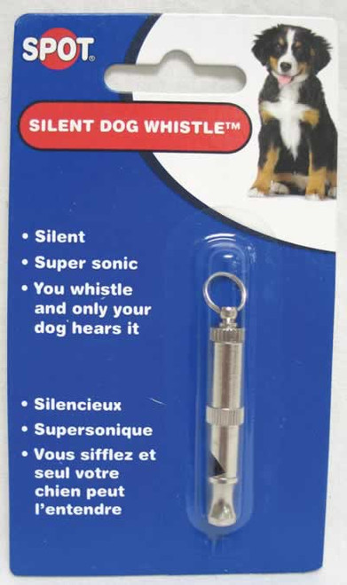 Ethical Silent Brass Dog Whistle