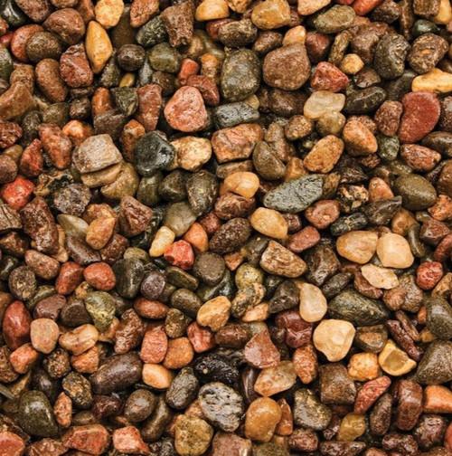 Deep River Pebble, 25 Pound
