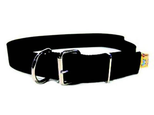 Hamilton Black Cow Collar, 44