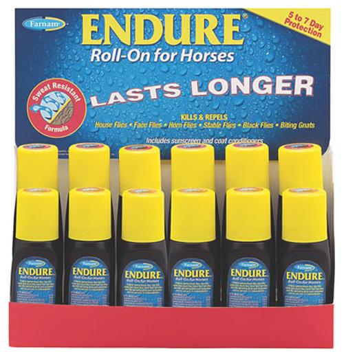 Farnam Endure Roll-On Fly Repellent 3 Ounce