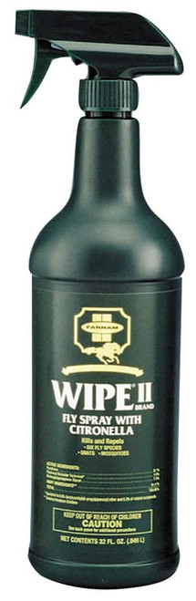 Farnam Wipe II With Citronella & Sprayer Quart