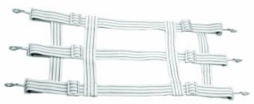 White Web Cotton Stall Guard 48 x 18 Inch