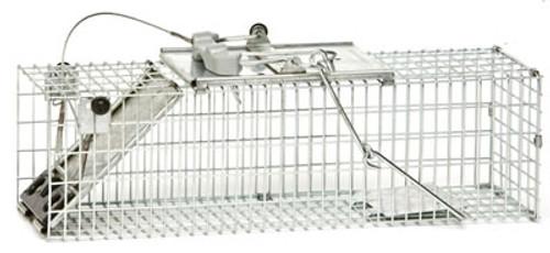Havahart Easy Set Cage 1-Door Trap, Small