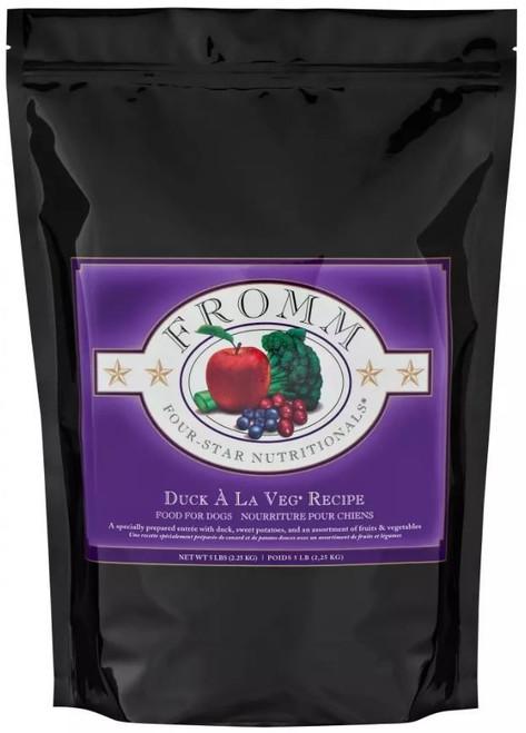 Fromm Four Star Duck a la Veg Dog Food