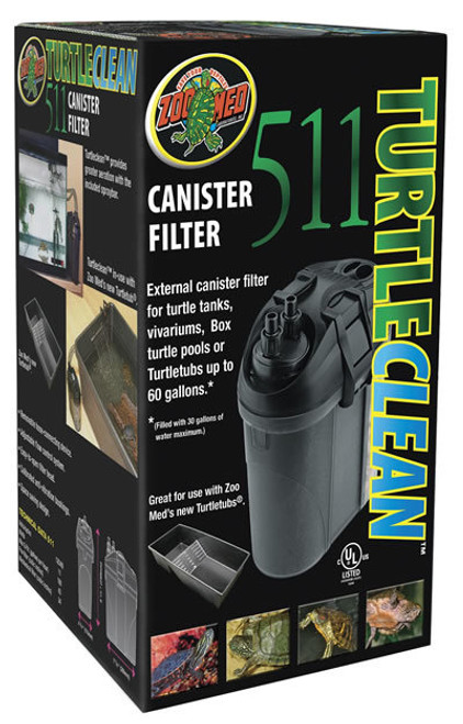 Turtle Clean 511 Canister Filter