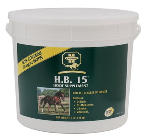 H.B. 16 - 7 lbs.